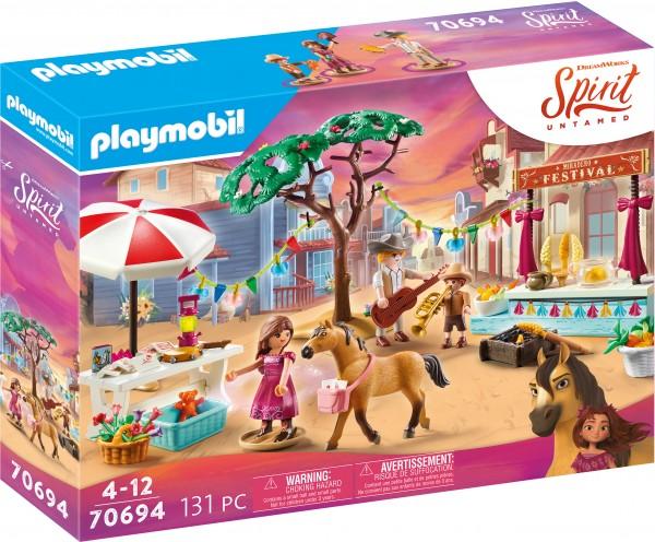PLAYMOBIL® 70694 Miradero Festival