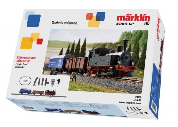 Märklin 029139 Startpackung Güterzug