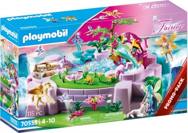 PLAYMOBIL® 70555 Zaubersee im Feenland