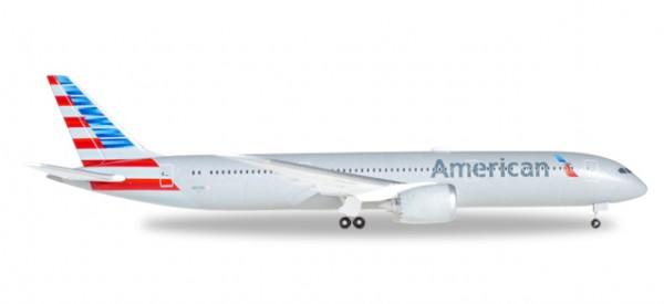 HERPA 530422 American Airlines Boeing 787-9 Dreamliner - N820AL