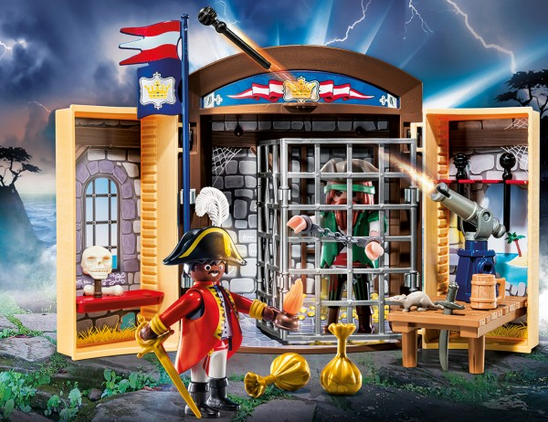"PLAYMOBIL® 70506 Spielbox ""Piratenabenteuer"""