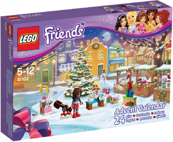 Lego 41102 Friends Advent Kalender