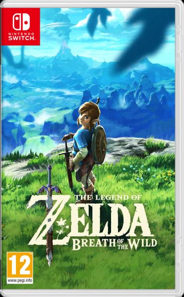 NINTENDO® 2520054 The Legend of Zelda: Breath of the Wild