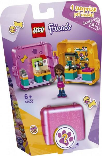 LEGO® Friends 41405 Andreas magischer Würfel # Tiergeschäft