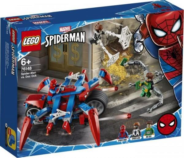 LEGO® Marvel Super Heroes# 76148 Spider-Men vs. Doc Ock