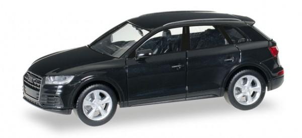HERPA 038621 Audi Q5, Mythosschwarz Perleffekt