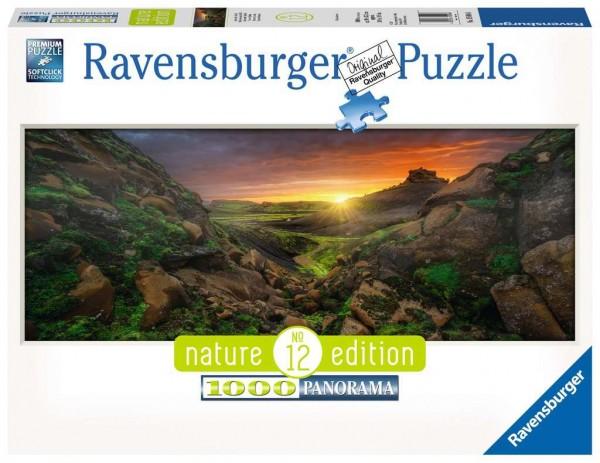 Ravensburger 15094 Sonne über Island