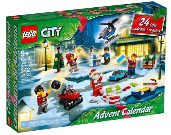 LEGO® City 60268 LEGO® City Adventskalender 2020