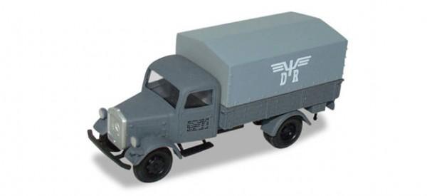 """HERPA 745710 Mercedes-Benz 3000 Planen-LKW """"Deutsche Reichsbahn"""""""
