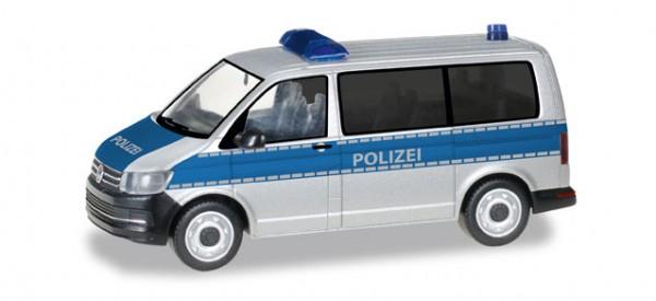 """HERPA 092814 VW T6 Bus """"Polizei Niedersachsen"""""""