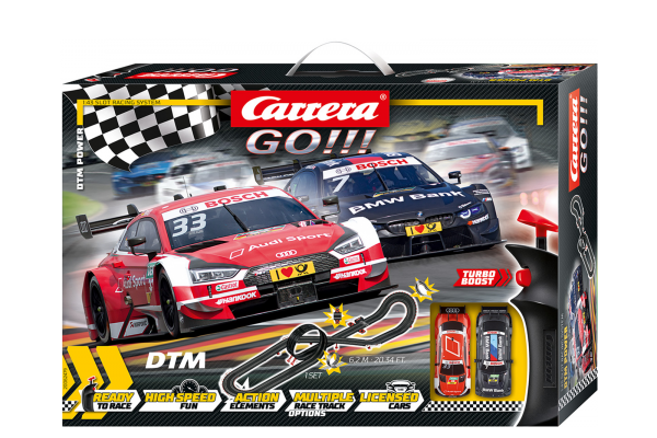 CARRERA 20062479 DTM POWER