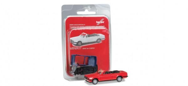 HERPA 012225-005 Herpa MiniKit: BMW 3er Cabrio, rot