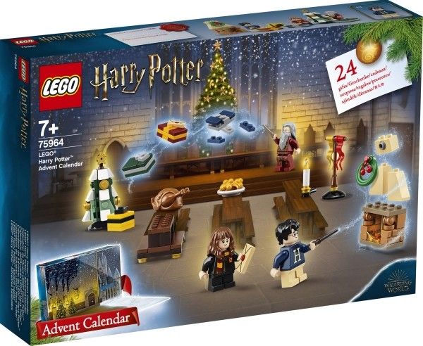 LEGO® 75964 Harry Potter, LEGO® Adventskalender 2019