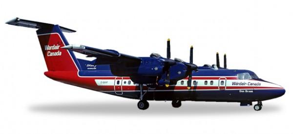 HERPA 558792 Wardair Canada De Havilland Canada DHC-7 - C-GXVF