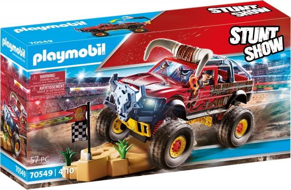 PLAYMOBIL® 70549 Stuntshow Monster Truck Horned