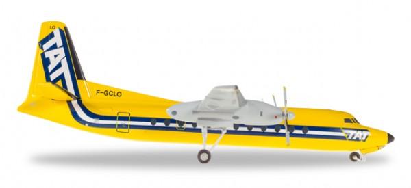 HERPA 558594 TAT Fairchild-Hiller FH-227 - F-GCLO