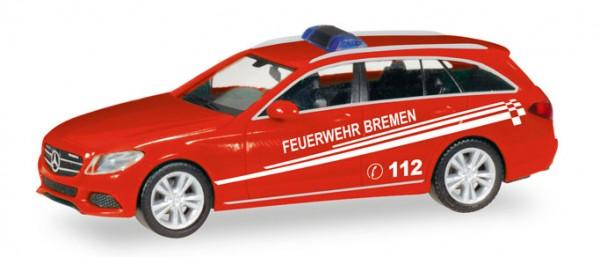 "HERPA 093583 Mercedes-Benz C-Klasse T-Modell ""Feuerwehr Bremen"""