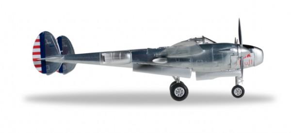 HERPA 580113 Flying Bulls Lockheed P-38 Lightning