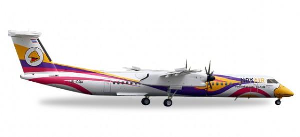 """HERPA 558044 Nok Air Bombardier Q400 """"Nok Anna"""""""