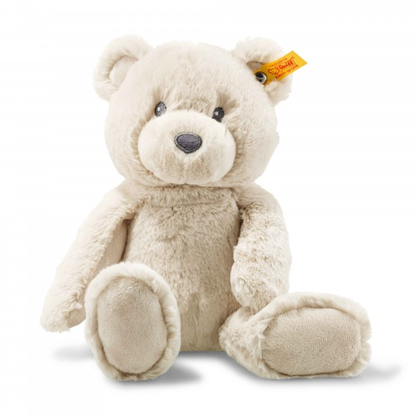 STEIFF 241536 Soft Cuddly Friends Bearzy Teddybär 28 cm beige