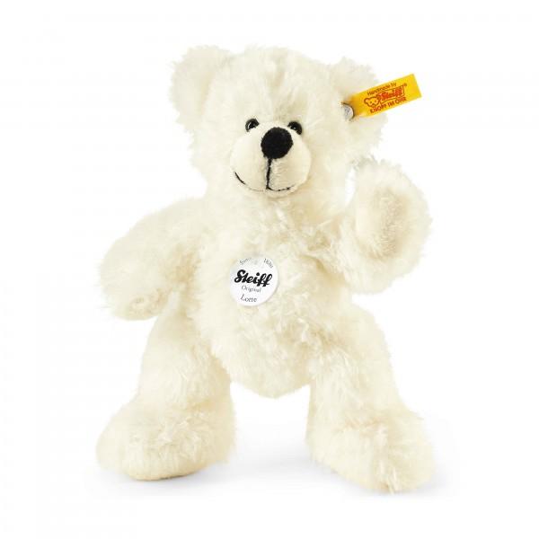 STEIFF 111365 111365 Lotte Teddybär 18 cm weiss