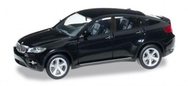 HERPA 024037-002 BMW X6™, schwarz