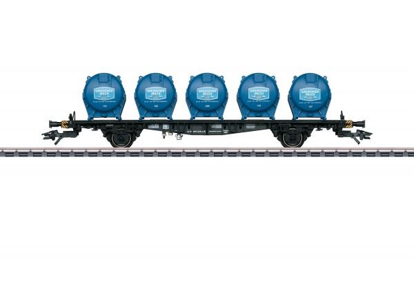 Märklin 48934 Behälter-Tragwagen Lbgjs 598
