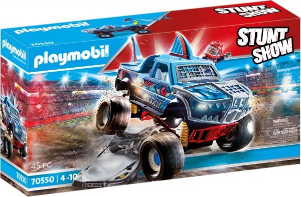 PLAYMOBIL® 70550 Stuntshow Monster Truck Shark