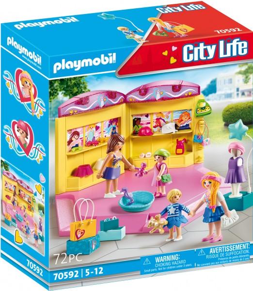 PLAYMOBIL® 70592 Kids Fashion Store