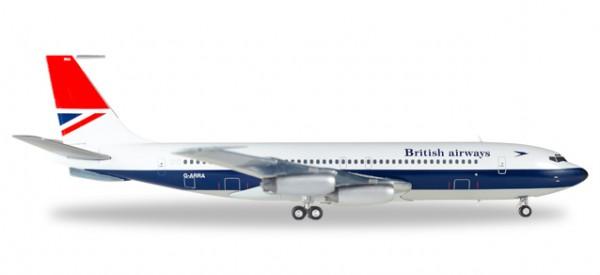 HERPA 558464 British Airways Boeing 707-400 - G-ARRA