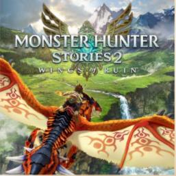 NINTENDO® 10007350 Monster Hunter Stories 2: Wings of Ruin