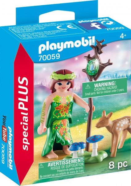 PLAYMOBIL® 70059 Elfe mit Reh