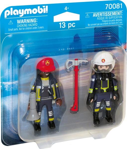 PLAYMOBIL® 70081 DuoPack Feuerwehrmann und -frau