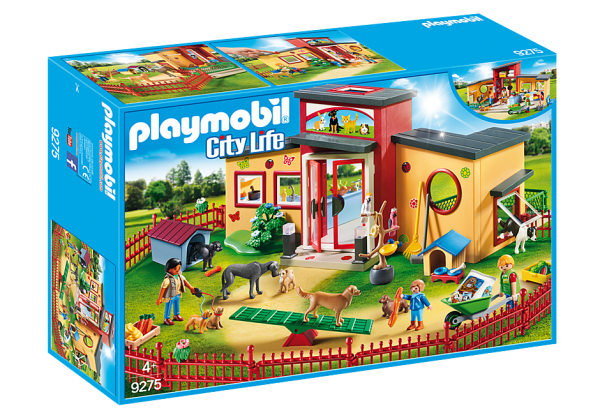 "PLAYMOBIL® 9275 Tierhotel ""Pfötchen"""