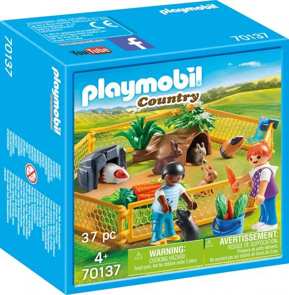 PLAYMOBIL® 70137 Kleintiere im Freigehege