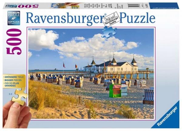 Ravensburger 13652 Strandkörbe in Ahlbeck
