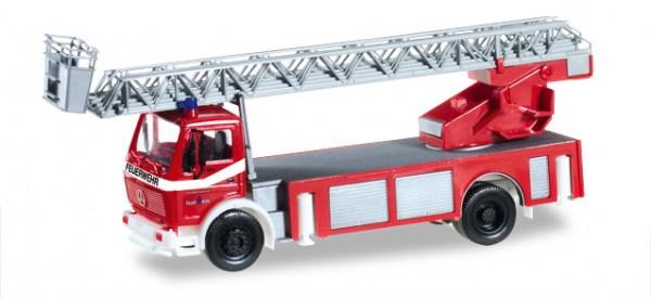 """HERPA 092517 Mercedes-Benz Metz Drehleiter DLK 23/12 """"Feuerwehr Bühl"""""""