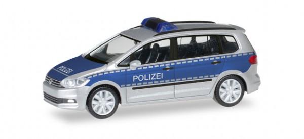 """HERPA 092463 VW Touran """"Polizei Niedersachsen"""""""