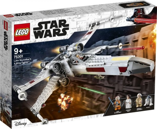 LEGO® Star Wars# 75301 Luke Skywalkers X-Wing Fighter#