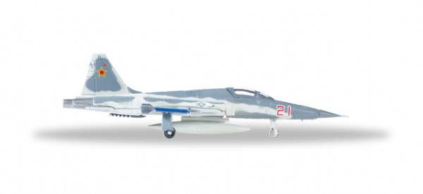 "HERPA 558051 U.S. Navy Northrop F-5E Tiger II ""Saints"""