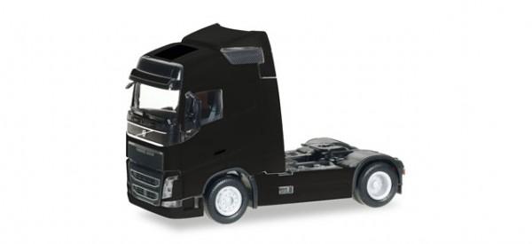 HERPA 303767-004 Volvo FH GL Globetrotter Zugmaschine, schwarz