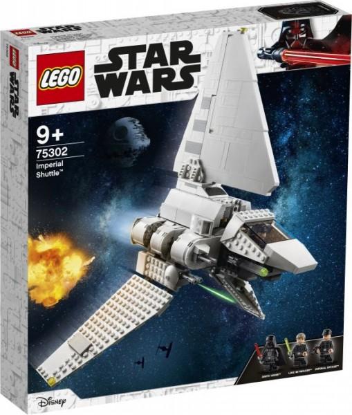 LEGO® Star Wars# 75302 Imperial Shuttle#