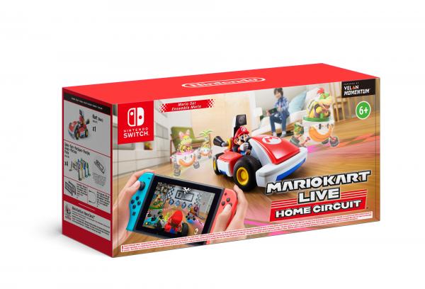 NINTENDO® 10005200 Mario Kart Live: Home Circuit - Mario