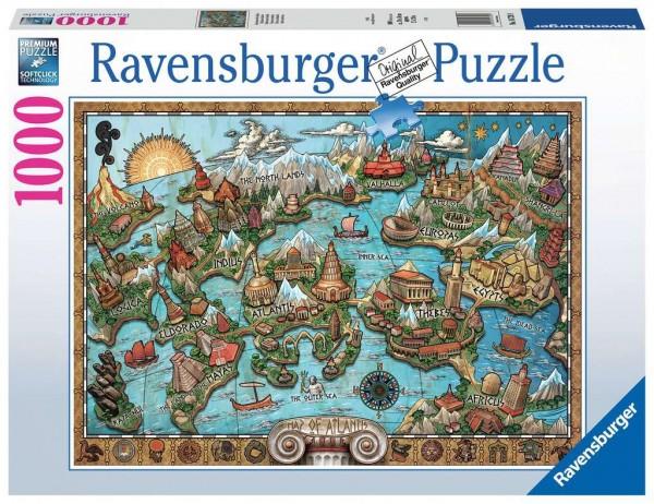 Ravensburger 16728 Geheimnisvolles Atlantis