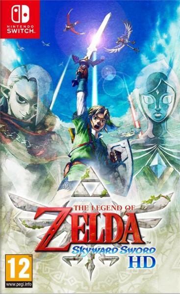 NINTENDO® 10007353 The Legend of Zelda: Skyward Sword HD