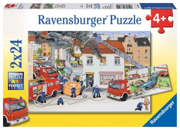 Ravensburger 08 851 5 Bei der Feuerwehr