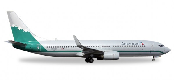 HERPA 529372 American Airlines® Boeing 737-800 - Reno Air Heritage Livery