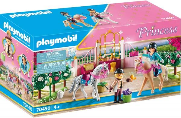 PLAYMOBIL® 70450 Reitunterricht im Pferdestall