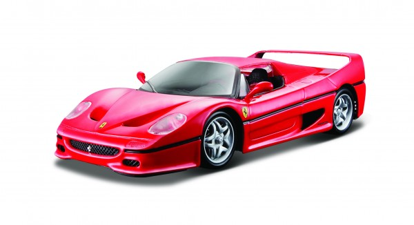 Bburago 18-26010 Ferrari F50 1996-1997 Modell 1:24