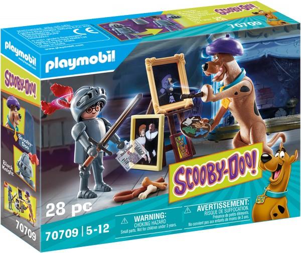 PLAYMOBIL® 70709 SCOOBY-DOO! Abenteuer mit Black Knight